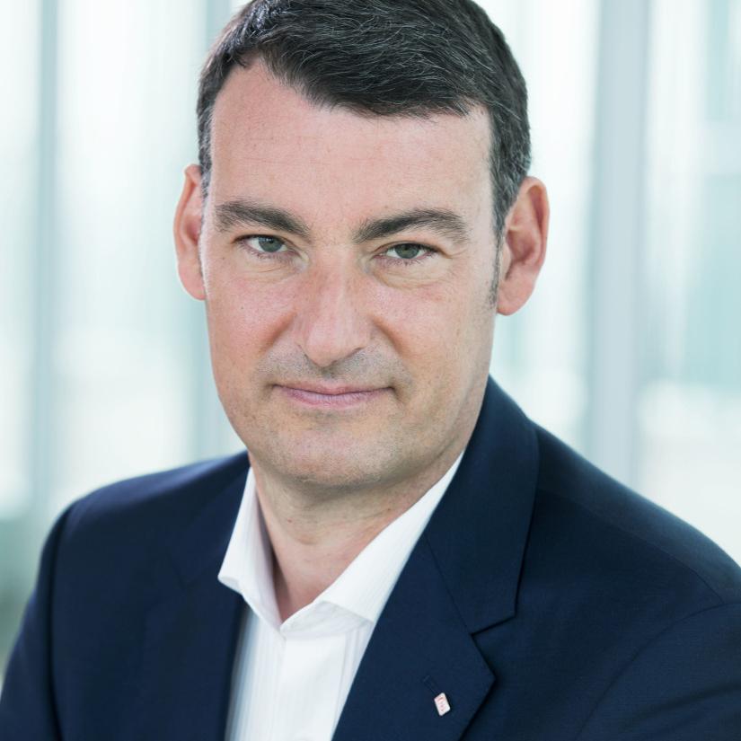 Oliver Schumacher, Deutsche Bahn AG