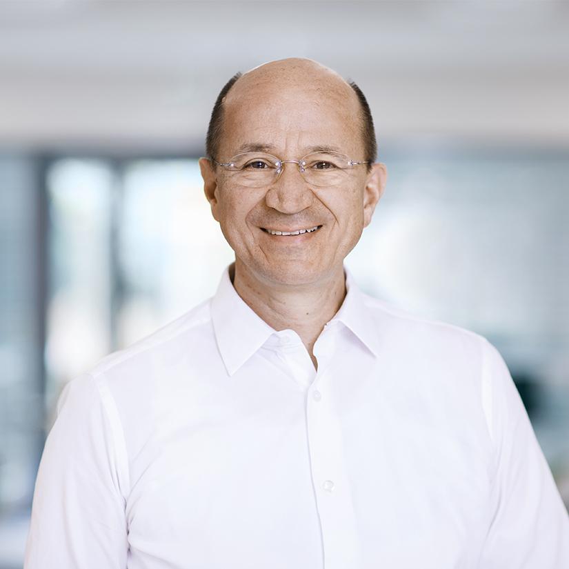 Christof E. Ehrhart, Robert Bosch GmbH