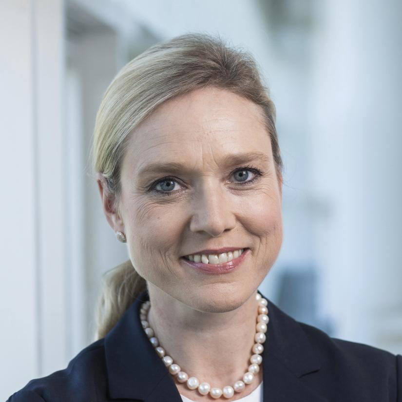 Clarissa Haller, Siemens