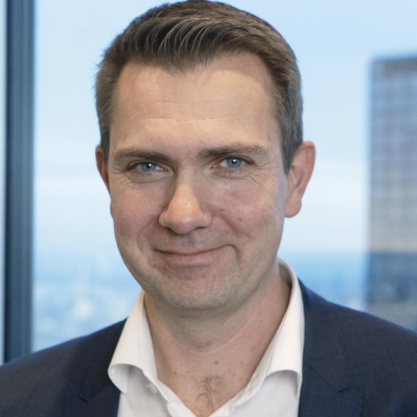 Ralf Drescher, DeutscheBank